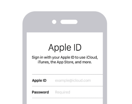 Change Apple ID Profile
