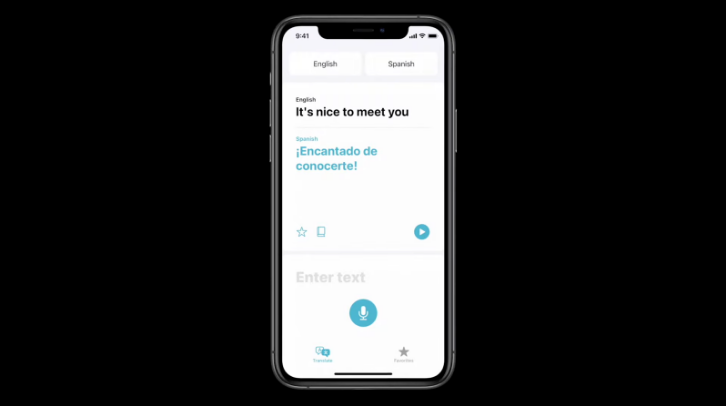 Conversation Mode In Translate App