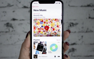 Music in iPadOS14
