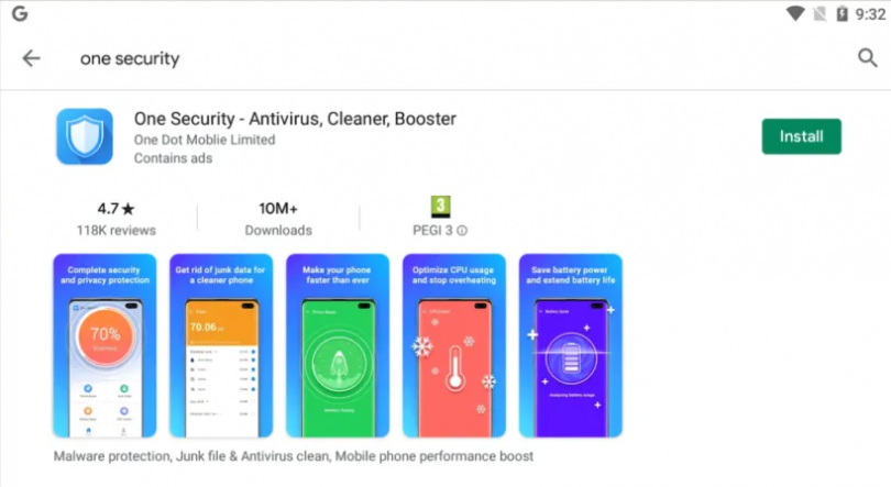 One Security For PC, Windows & Mac - Free Download