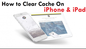 Wipe Out Cache On iPhone