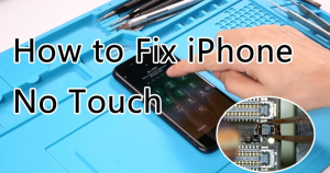 iPhone Touch Screen Not Working Issue