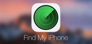 disable Find My iPhone so I can't be tracked