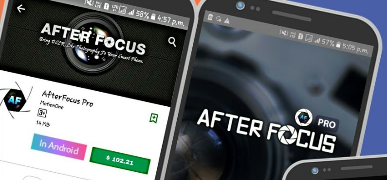AfterFocus For PC or Mac