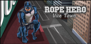 Rope Hero Vice Town For PC