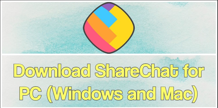 ShareChat App For PC