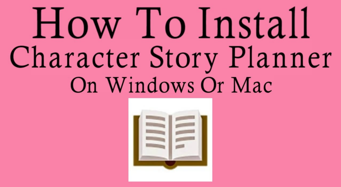Character Story Planner