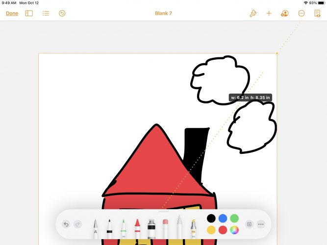 Edit, animate, and share drawings