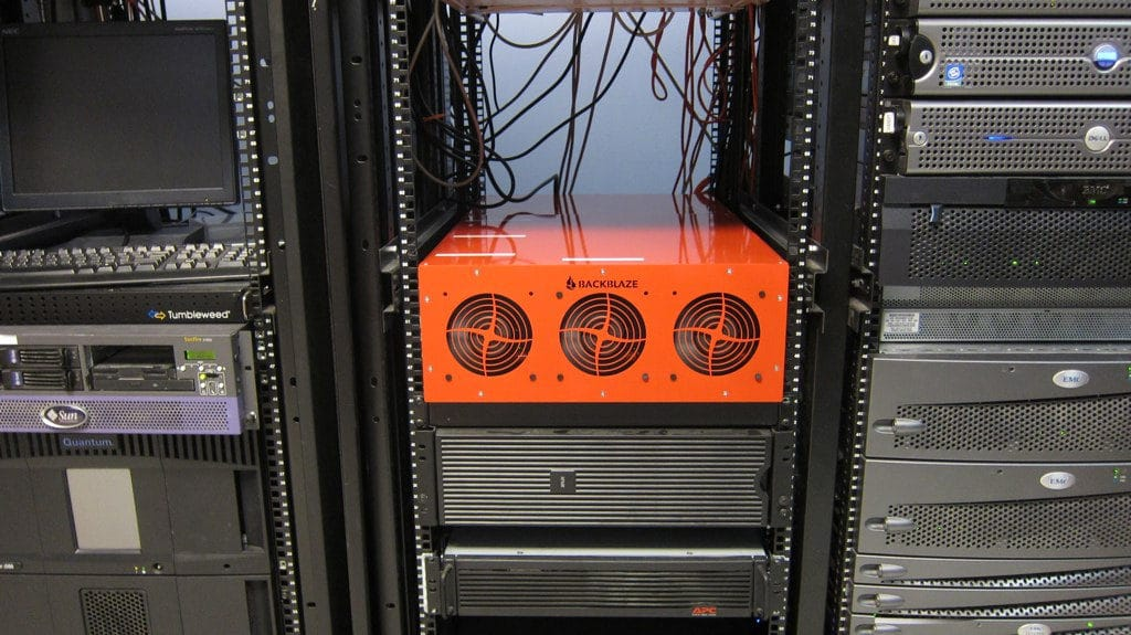 To create your own cloud storage server