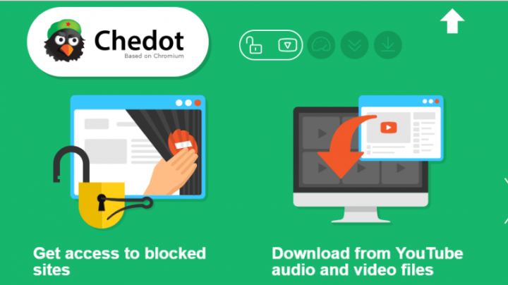 Chedot Browser For PC
