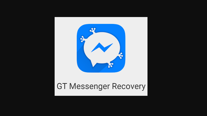 GT Messenger Recovery