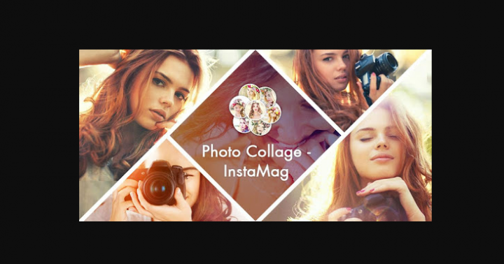 Photo Collage InstaMag For PC