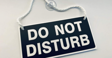 do not disturb apps