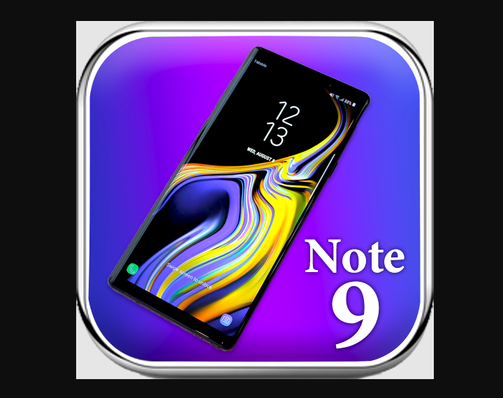 Galaxy Note 9 Launcher for pc