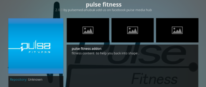 Kodi For Fitness And Workout