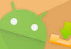 can't click install android apk