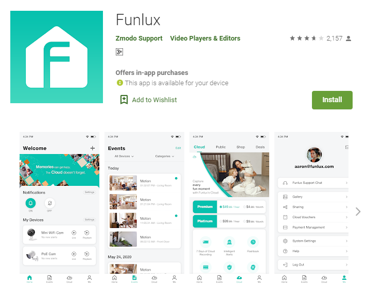 Funlux for Pc