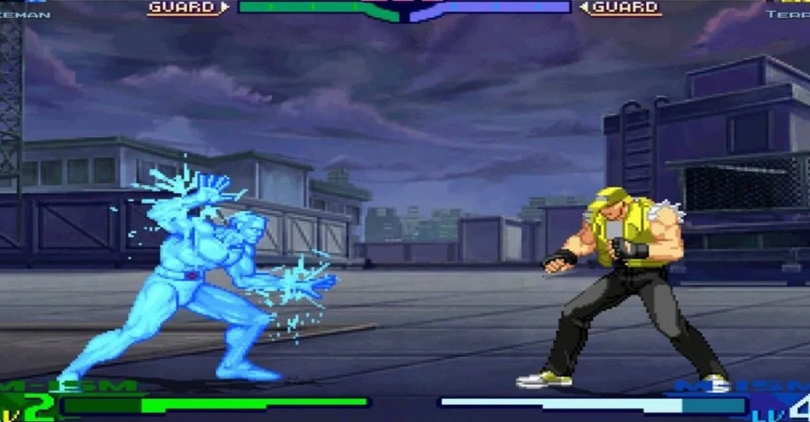 Add Characters to Mugen
