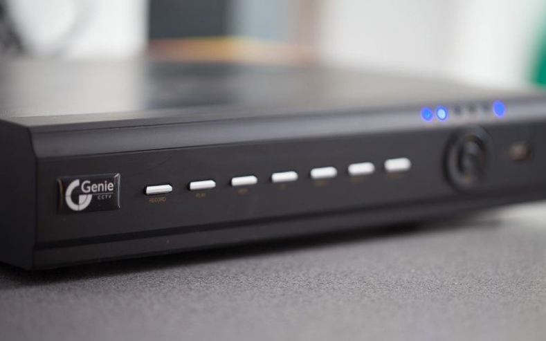 connect dvr to computer