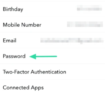 Reset Password without Email