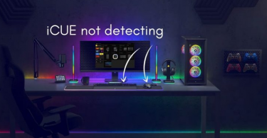 iCUE Not Detecting Devices
